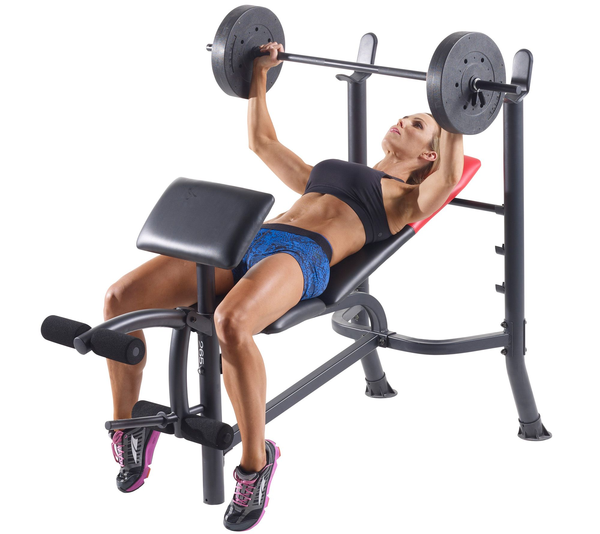 w leg bar press product combo york bench ft olympic barbell developer adjustable weight