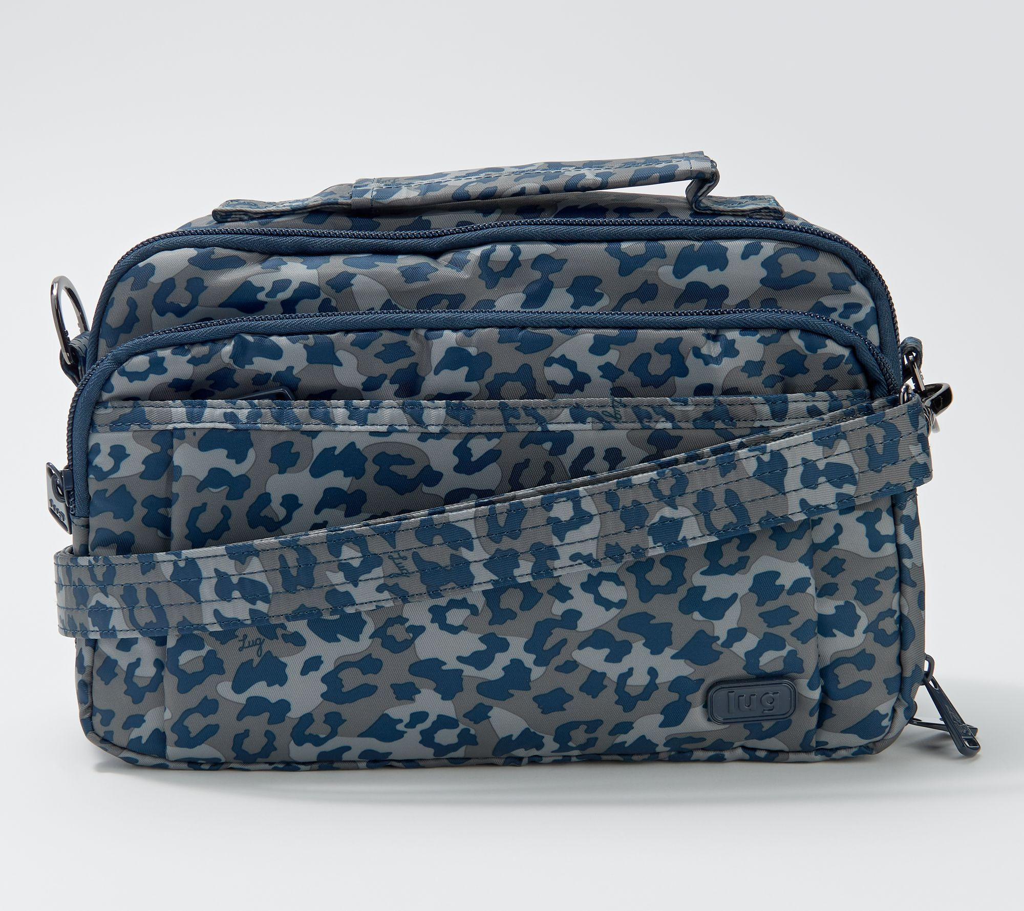 dc2f9f9b0 Lug Top Handle Crossbody Bag - Scoop - Page 1 — QVC.com