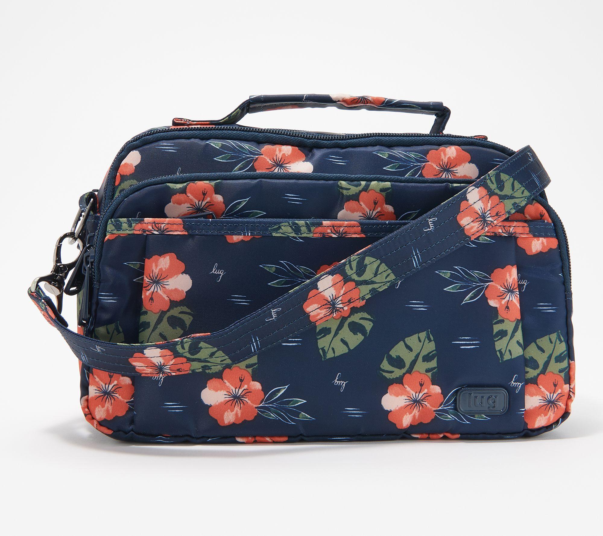 7ee5dd0d67198 Lug Top Handle Crossbody Bag - Scoop - Page 1 — QVC.com