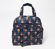 Lug Convertible Overnight Bag w/ RFID - Boxer 2 - F13137