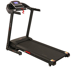Sunny Health & Fitness Electric Treadmill withIncline