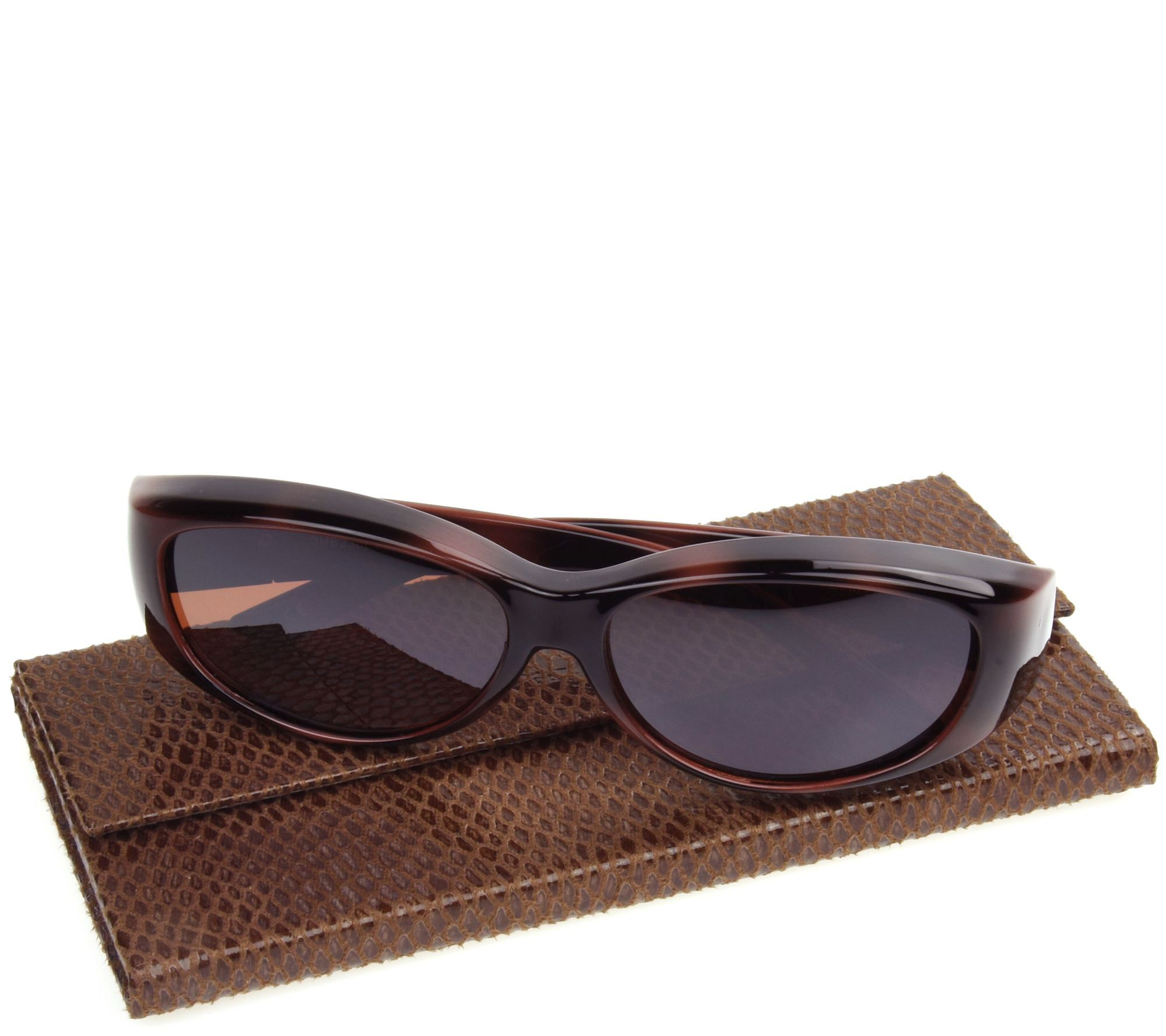 54732acd10 Haven Fits Over Flirty Flower Sunglasses with Protective Case by ...