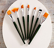 Donna Dewberry One Stroke 7-Piece Brush Set - F13046