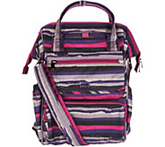 Lug North/South Convertible Tote w/ RFID - Via - F12947