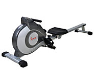 Sunny Health & Fitness SF-RW5515 Magnetic Rowing Machine - F249548