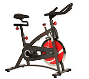 Sunny Health & Fitness SF-B1423 Belt Drive Indoor Cycling Bike - F231949