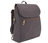 Travelon Anti Theft Signature Slim Backpack - F13152