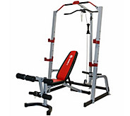 Marcy Deluxe Cage and Bench - F249755