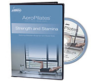AeroPilates Strength and Stamina DVD - F249456