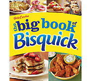 Betty Crockers The Big Book of Bisquick Cookbook - F12061