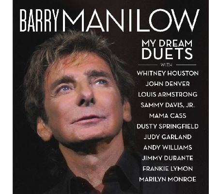 Barry Manilow My Dream Duets Outtakes From Live In London Bonus Cd