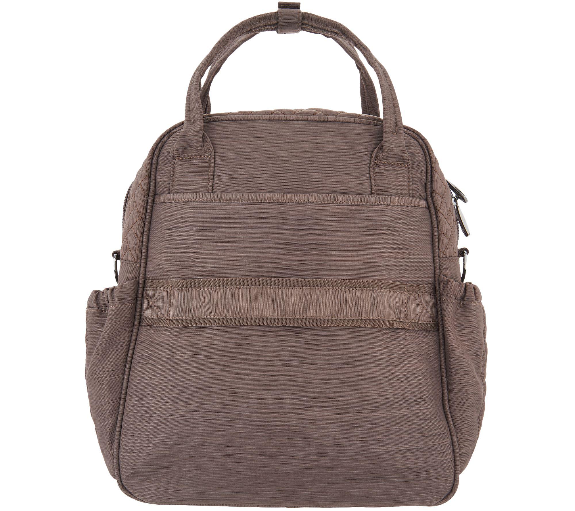 e941e4943 Lug Quilted Day Bag - Mini Puddle Jumper 2 - Page 1 — QVC.com