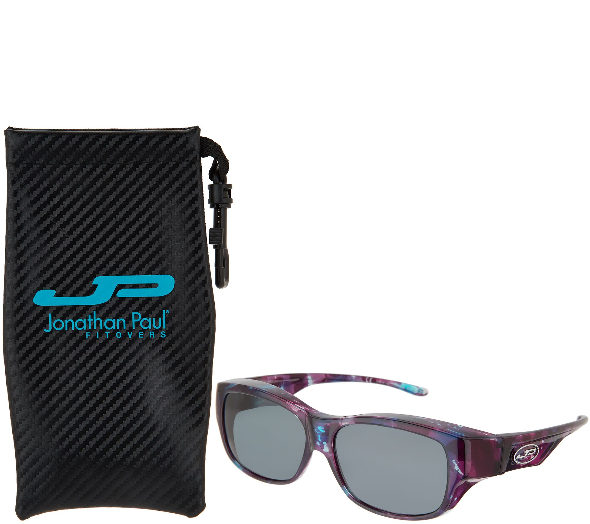 9655e868d68 Jonathan Paul Polarized Fitovers Sunglasses with AR Coating - Page 1 —  QVC.com