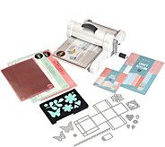 Sizzix Big Shot Plus Starter Kit - F250367