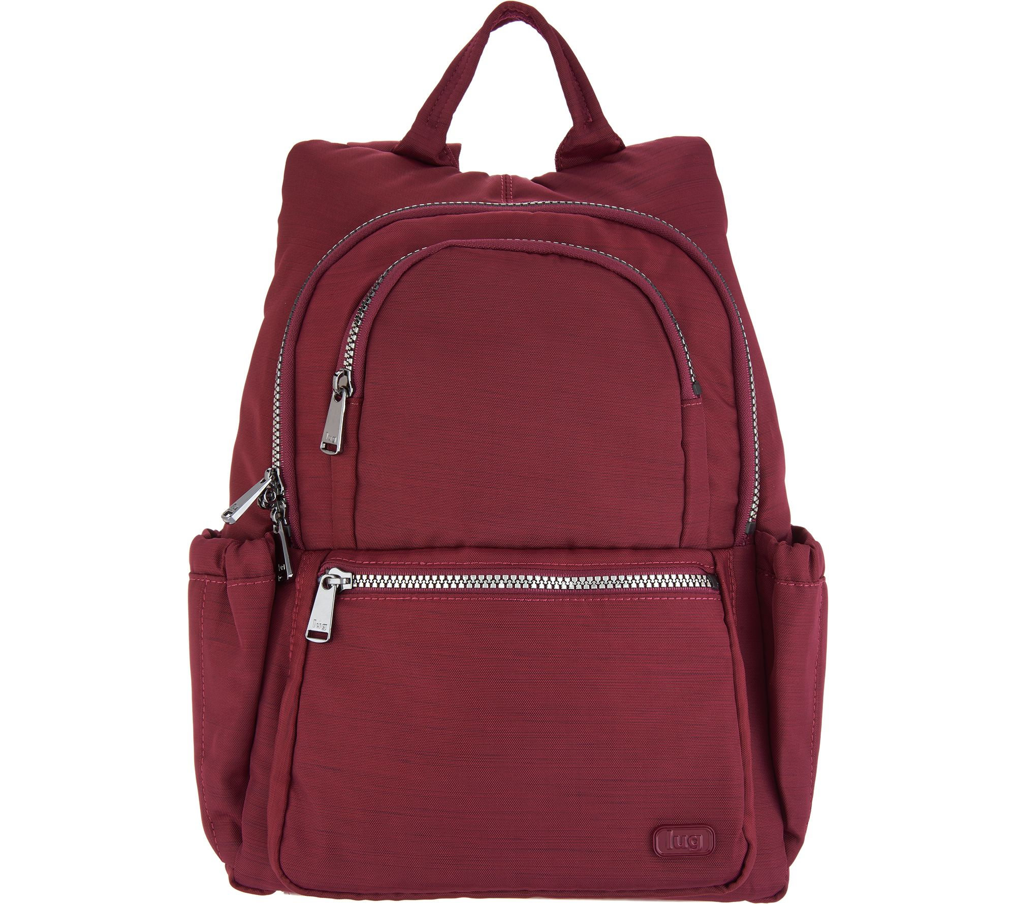 Lug RFID Mini Backpack - Hatchback - Page 1 — QVC.com fb5748b76631f