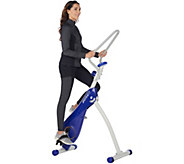 FITNATION Vertical Cycle Trainer Standing Workout - F13269