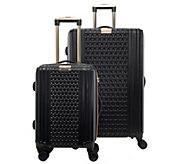 Sandy Lisa St. Tropez Hard Luggage 2-Piece Set - F232072