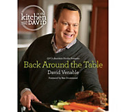 Back Around the Table: In the Kitchen with David Cookbook - F13473
