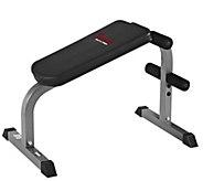 Sunny Health & Fitness SF-BH6502 Heavy Duty Sit-Up Bench - F249574