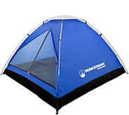 Wakeman Outdoors 2-Person Tent with Removable Rain Fly - F250175