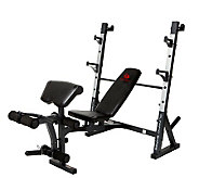 Marcy Deluxe Olympic Bench - F243877