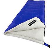 Wakeman Outdoors 2-Season Sleeping Bag for Adults - F250177