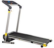 Sunny Health & Fitness SF-T7632 Space-Saving Folding Treadmil - F249781