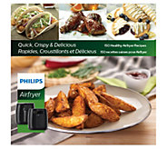 Philips Next Gen Air Fryer Cookbook - F250487