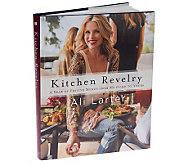 Kitchen Revelry Cookbook by Ali Larter - F11288