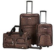 Fox Luggage Three-Piece Luggage Set - F249088