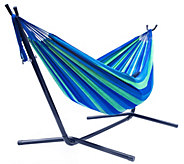 Sorbus Double Hammock with Steel Stand - F232090