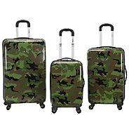 Fox Luggage 3-Piece Safari Spinner Set - F249090