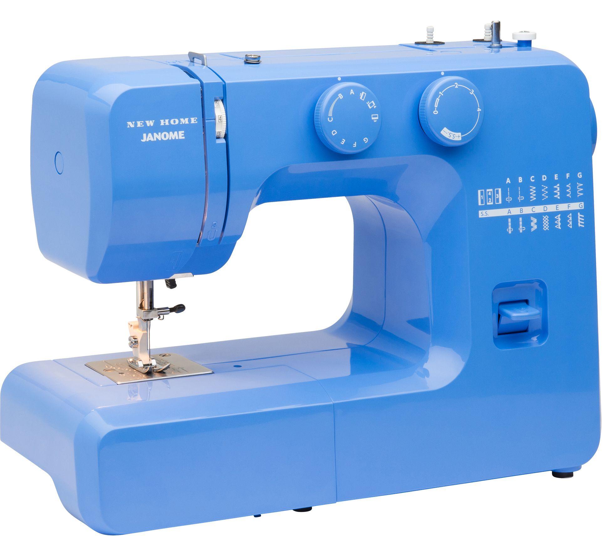 Janome Beginner Sewing Machine - QVC.com