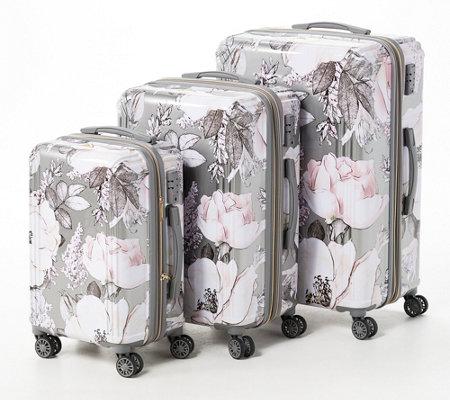 Triforce Luggage Set of 3 Spinner Luggage - Avignon