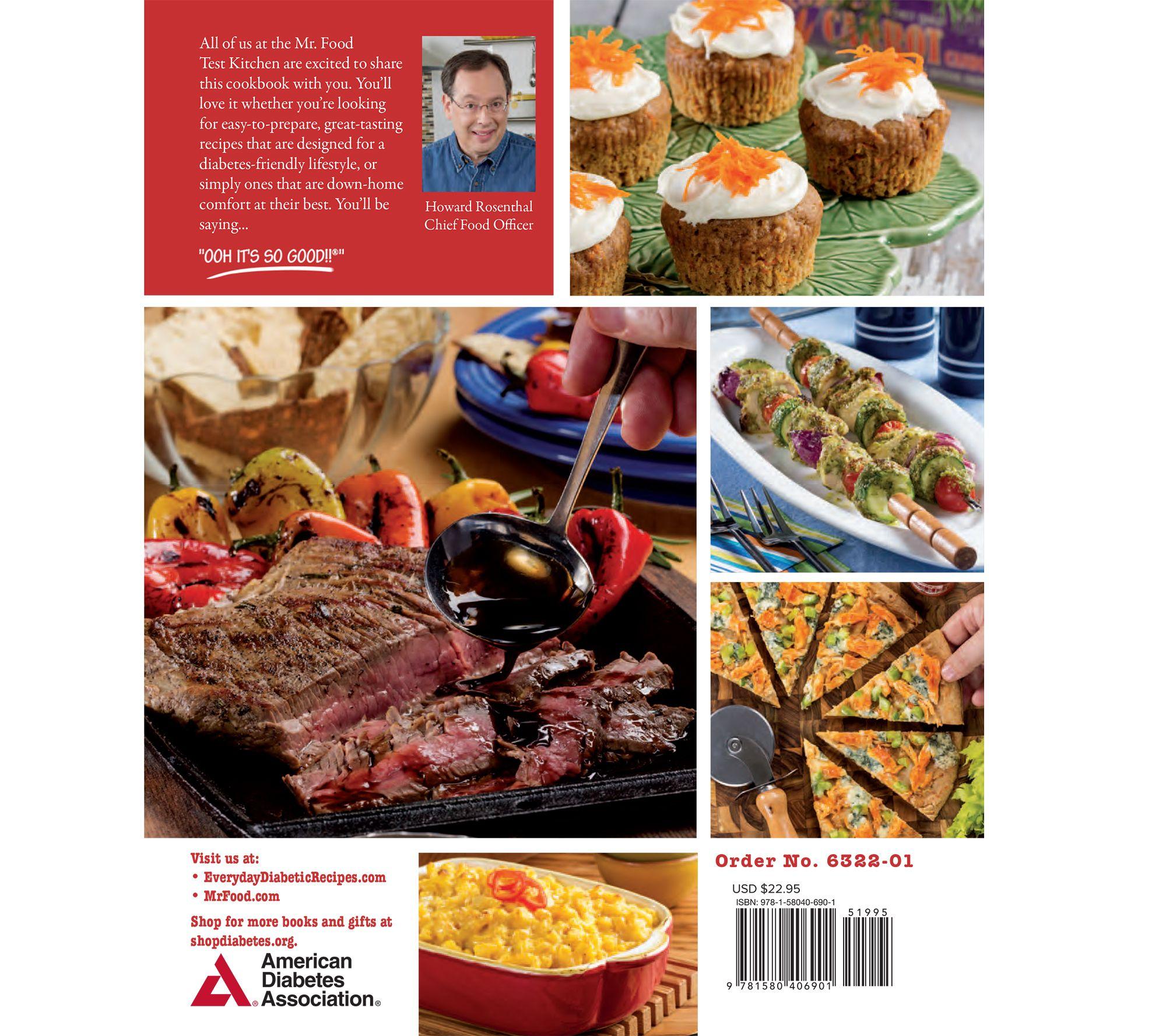 Guilt Free Comfort Favorites By Mr Food Test Kitchen Page 1