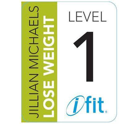 Jillian Michaels - Weight Loss Workout iFit Card - Level 1 — QVC com