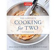 The Complete Cooking for Two Cookbook by Americas Test Kitchen - F13095