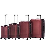 Triforce Luggage 4-Piece Luggage Set - Alpine - F250195
