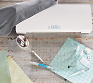 Silhouette Cameo3 Basics Bundle with Accessories - F12896