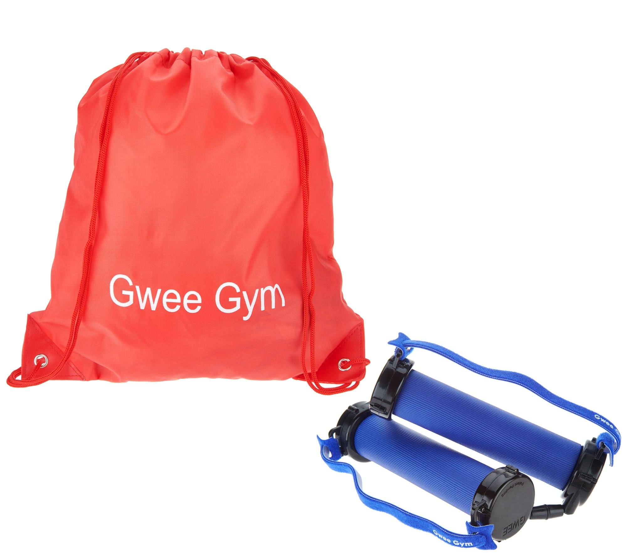 Gwee gym resistance band workout system page u qvc