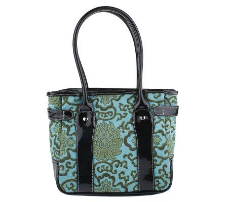 Holly Designer Insulated Lunch Bag By Koko Page 1 Qvc