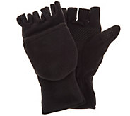 Multi-Mitt Gloves with Cell Phone Storage Pocket by Sprigs - F12799