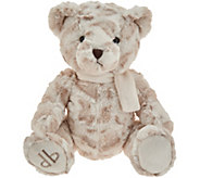 Dennis Basso Signature Faux Fur Plush Bear - H213200