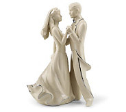 Lenox Wedding Promises First Dance Cake Topper - H138601