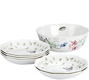 Lenox Butterfly Meadow 7-Piece Pasta Set - H293401