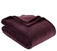Berkshire Blanket Velvet Soft Botanical LeavesKG Blanket - H303301