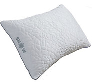 Protect-A-Bed Therm-A-Sleep Snow Side Sleeper Pillow - H290402