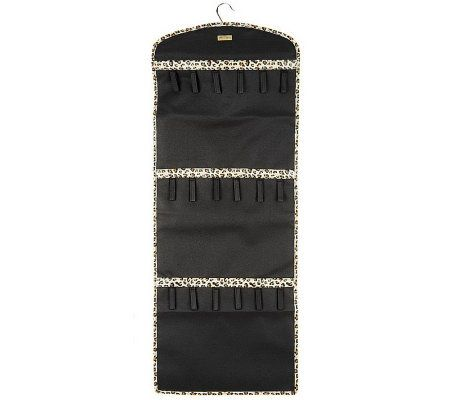 Joan Rivers Choice of Black / Animal Hanging Organizers � QVC.com