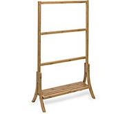 Honey Can Do Bamboo Towel Rail - H293303