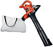 Black & Decker 12-amp Blower Vacuum - H281404